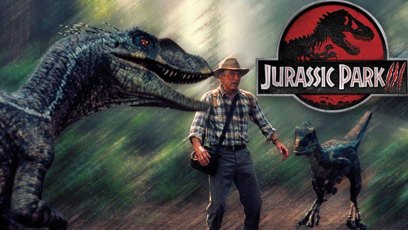 Jurassic Park III Netflix