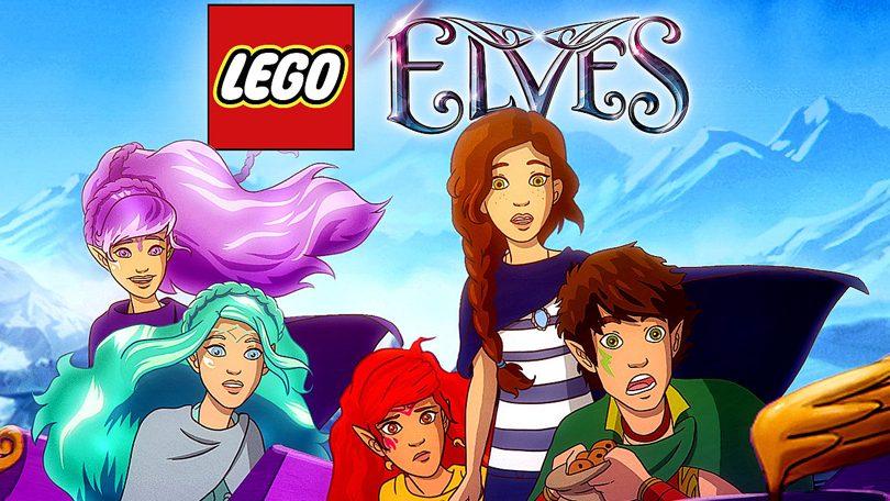 Lego Elves Netflix