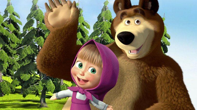 Masha en de beer deel 1 netflix