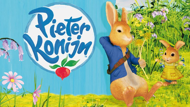 Pieter Konijn Netflix