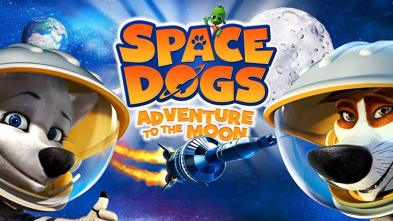 Space Dogs Adventure to the Moon Netflix