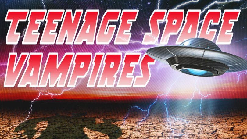 Teenage Space Vampires Netflix