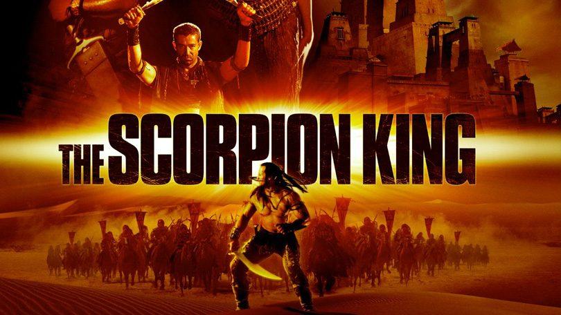 The Scorpion King Netflix