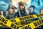 Verwijderalarm Pirates of the Caribbean
