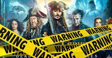 Verwijderalarm Pirates of the Caribbean