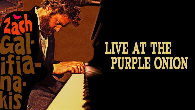 Zach Galifianakis Live at the Purple Onion Netflix