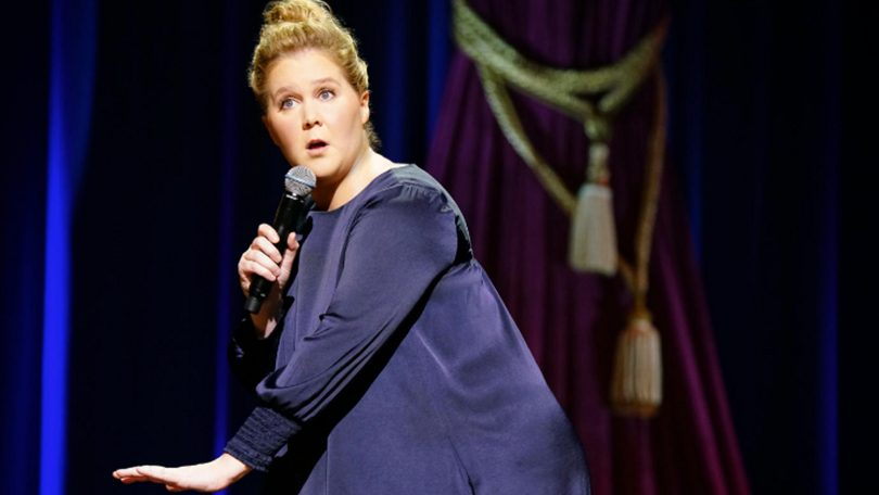 Amy Schumer Growing Netflix