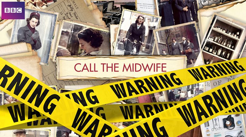 Call The Midwife Verwijderalarm