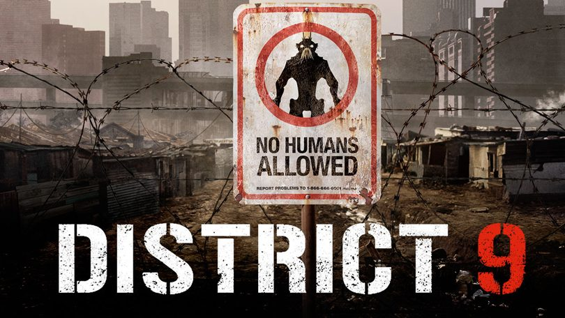 District 9 Netflix