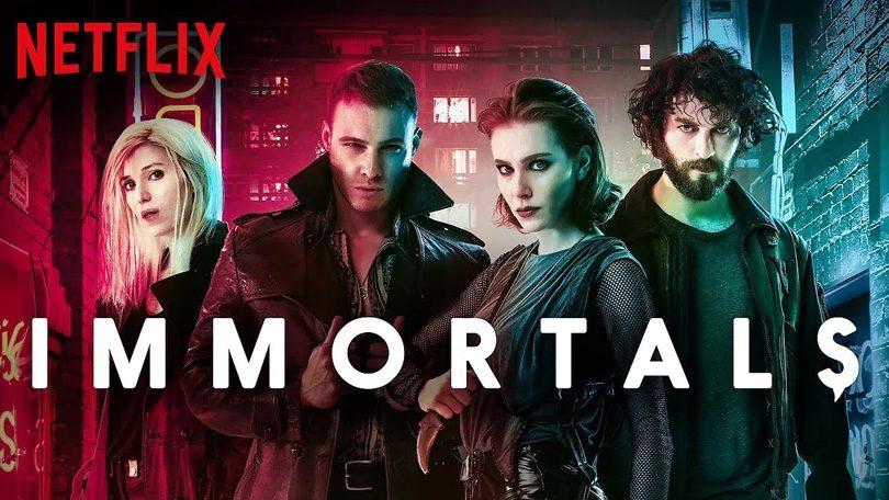 Immortals Netflix