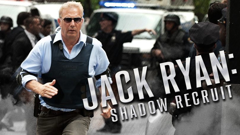 Jack Ryan Shadow Recruit Netflix