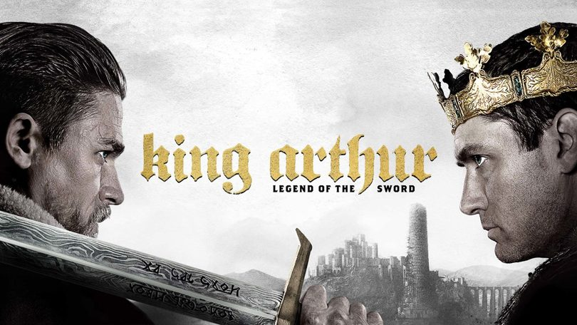 King Arthur Legend of the Sword Netflix