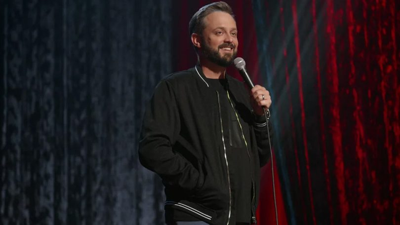 Nate Bargatze The Tennessee Kid Netflix