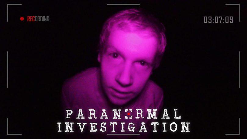 Paranormal Investigation Netflix