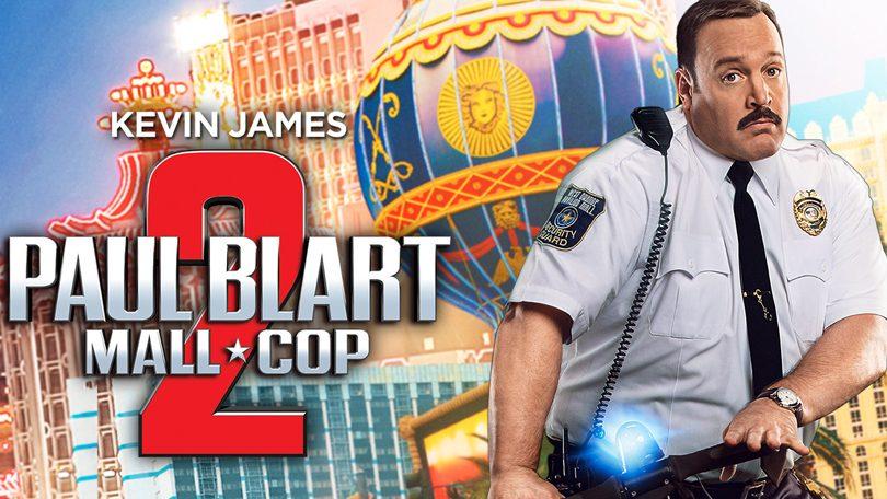 Paul Blart Mall Cop 2 Netflix