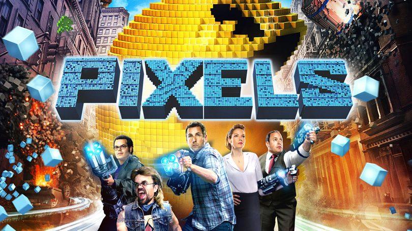 Pixels Netflix