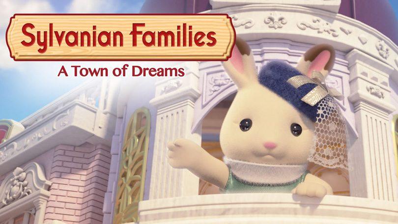 Sylvanian Families A Town of Dreams Netflix