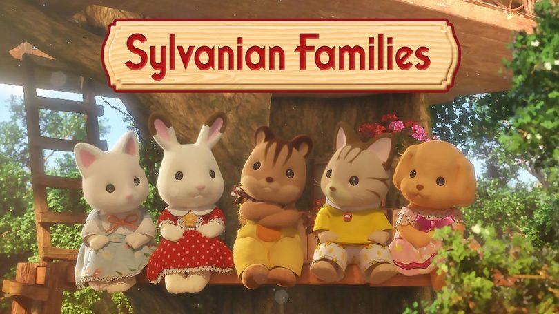 Sylvanian Families Netflix