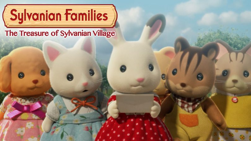 Sylvanian Families The Treasure of Sylvanian Village Netflix