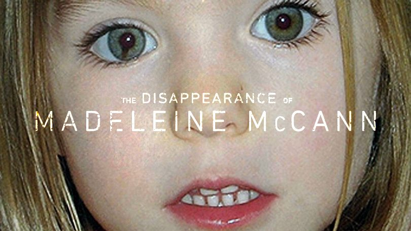 The Disappearance of Madeleine McCann Netfix
