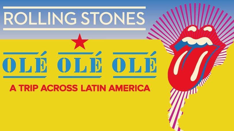 The Rolling Stones Olé Olé Olé! Netflix