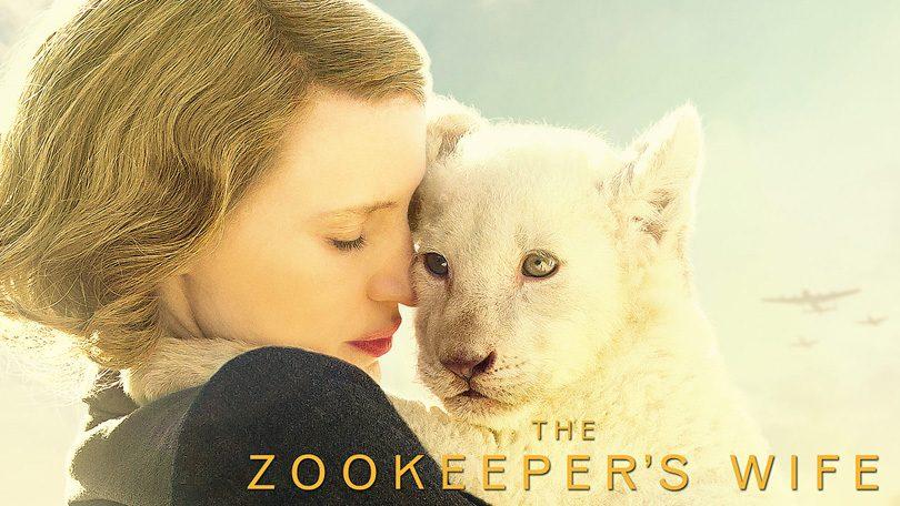 The Zookeeper's Wife Netflix