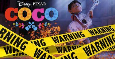 Verwijderalarm Coco Netflix