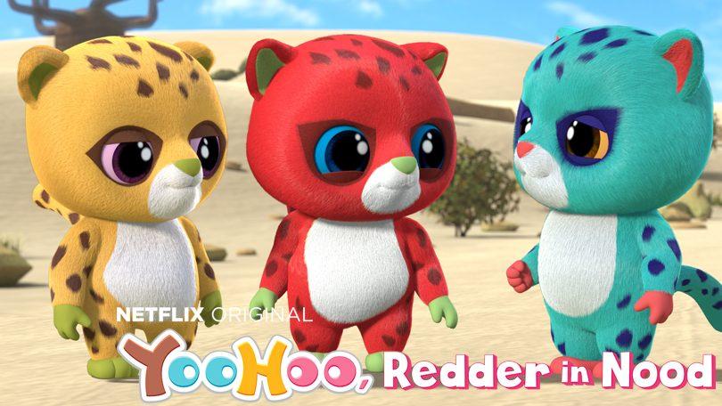 YooHoo,De Redder in Nood netflix