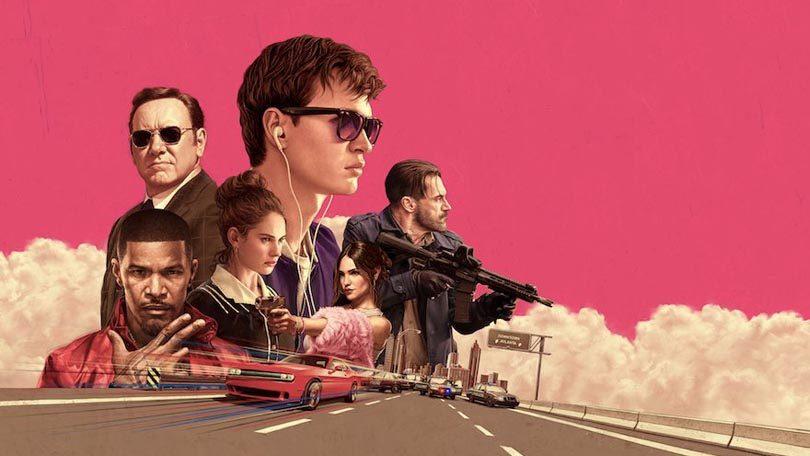 Baby Driver Netflix film