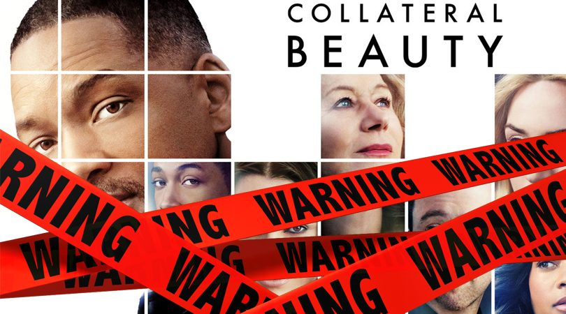 Collateral Beauty Verwijderalarm