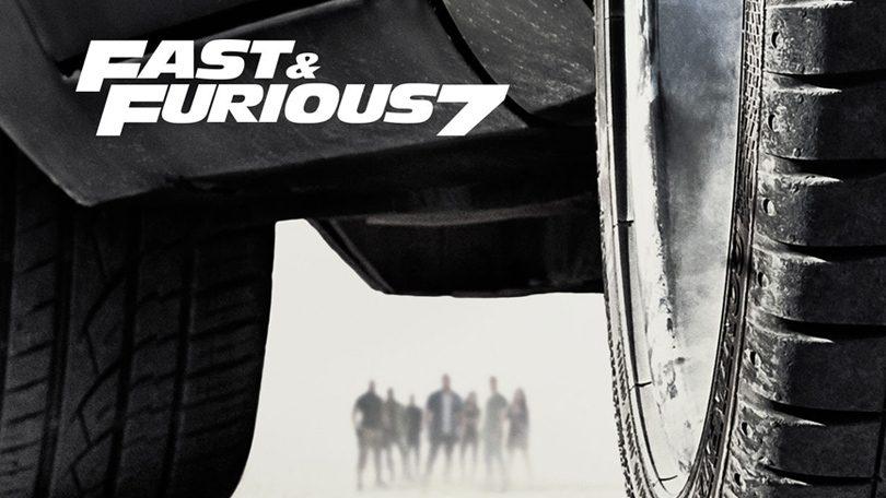 Fast & Furious 7 Netflix
