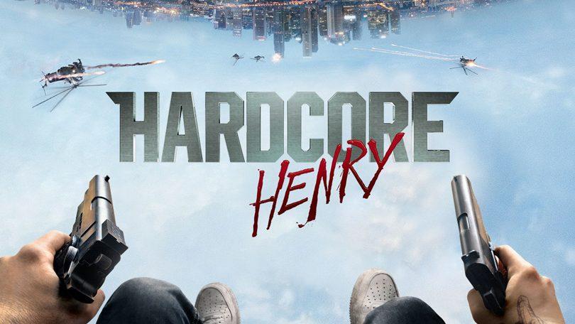 Hardcory Henry Netflix