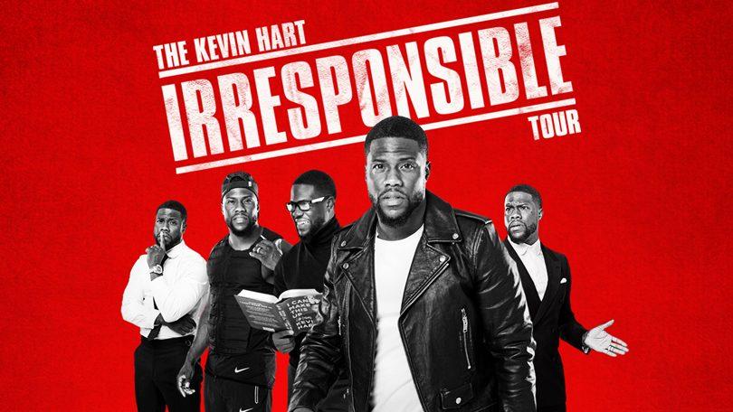 Kevin Hart Irresponsible Netflix