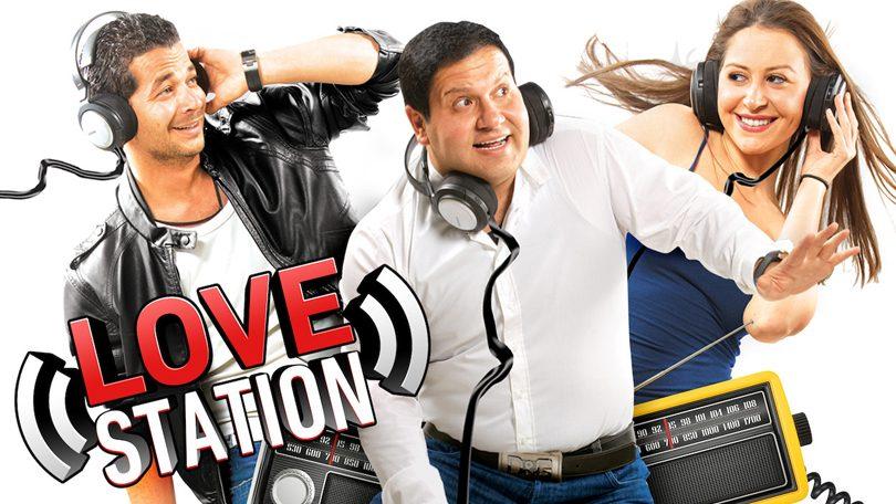 Love Station Netflix