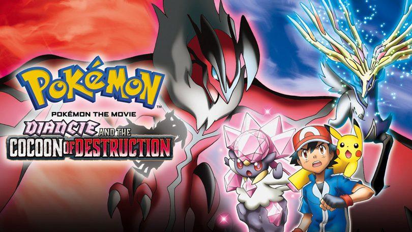 Pokémon - Diancie en de Cocon der Vernietiging