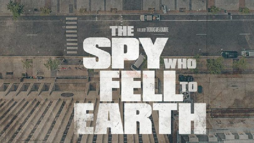The Spy Who Fell To Earth Netflix
