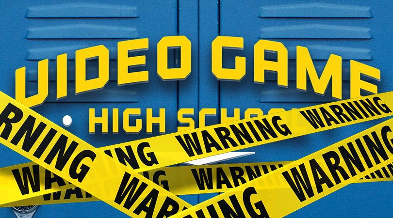 Video Game High School Netflix