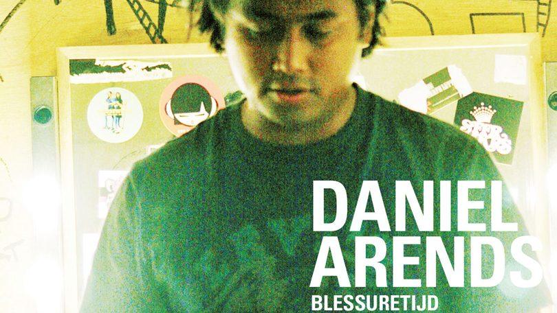 Daniel Arends Blessuretijd Netflix