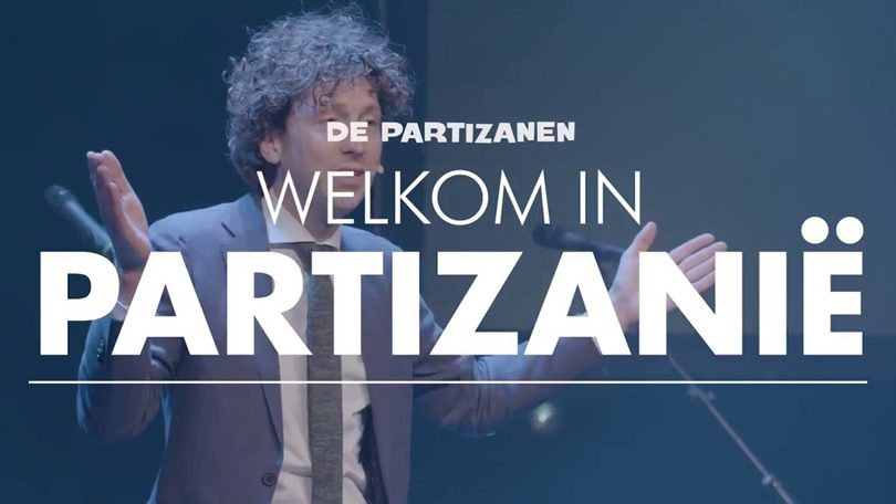 De Partizanen - Welkom in Partizanie Netflix