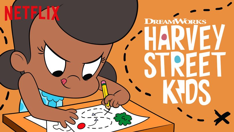 Harvey Street Kids Netflix