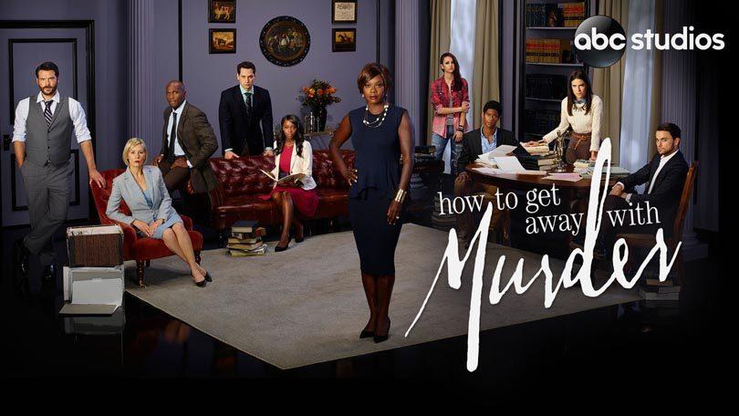 How To Get Away With Murder seizoen 6 Netflix