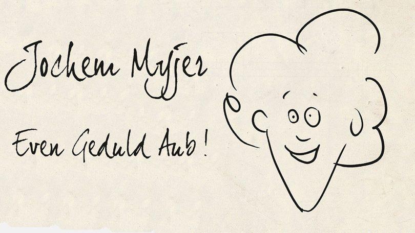 Jochem Myjer Even Geduld Aub Netflix