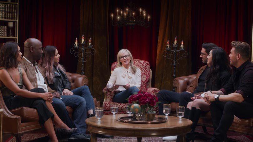 Lucifer cast talk Netflix