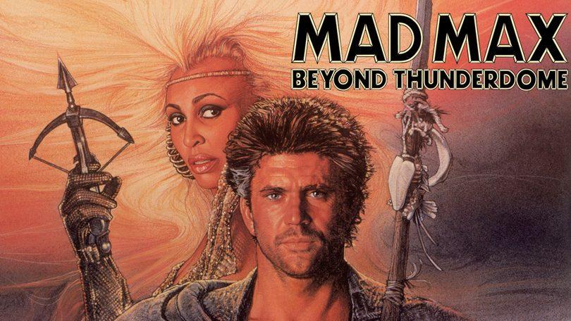 Mad Max Beyond Thunderdome Netflix