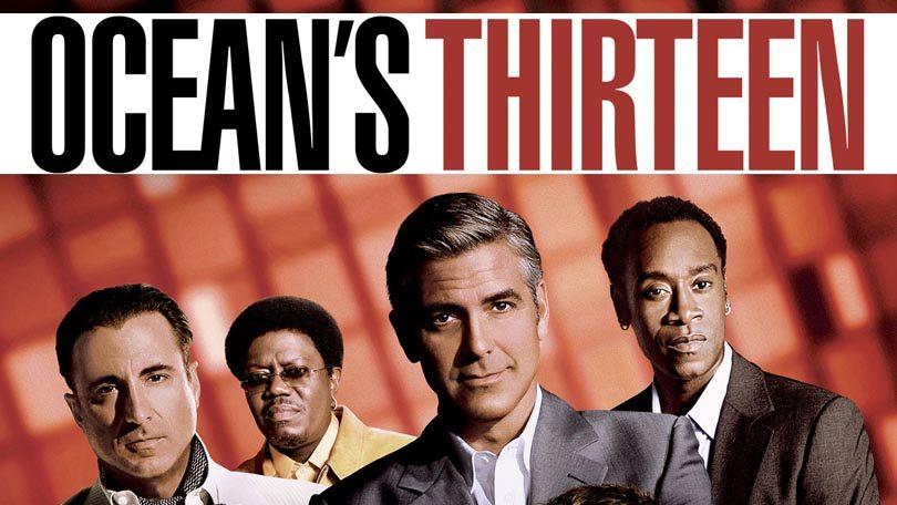 Oceans Thirteen Netflix