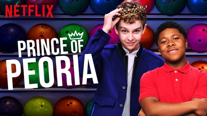 Prince of Peoria Netflix