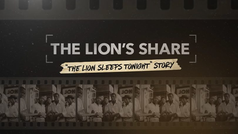 Remastered The Lion's Share Netflix