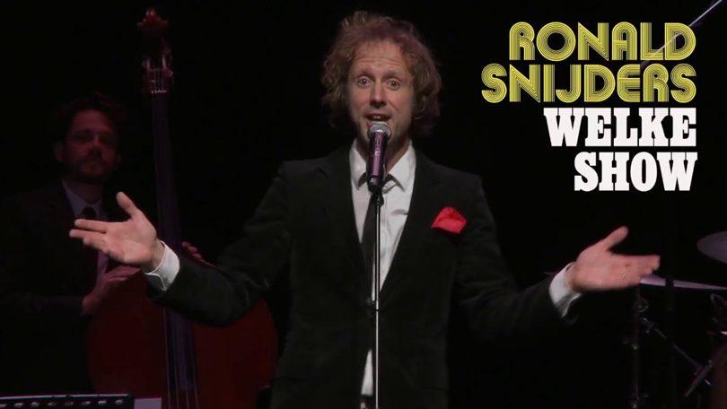 Ronald Snijders - Welke Show Netflix