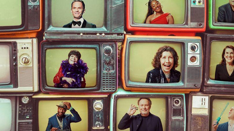 Still LAUGH-IN The Stars Celebrate Netflix
