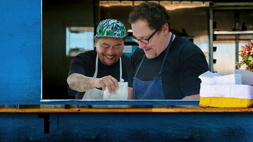 The Chef Show Netflix